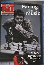 THE NEW INTERNATIONALIST No.301 (May 1998) CUBA'S REVOLUTION 40 YEARS ON
