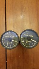 BEECHCRAFT FUEL FLOW  INDICATOR P/N 101-384153-1
