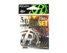 Ryugi HLT027 LT Offset Worm Hooks Size 5/0 (8147)
