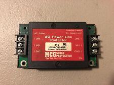NEW NO BOX MCG SURGE PROTECTION AC POWER LINE PROTECTOR 439-415-00