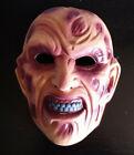 Freddy Krueger Halloween MASK A Nightmare on Elm Street vacuform Ben Cooper type