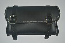 Borsello Sottosella Cuoio Nero/SADDLE TOOL BAGS LEATHER BLACK