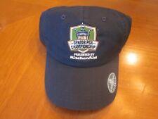 75th Senior Pga Championship - Kitchen Aid - Golf Hat Cap - Black. New with tag