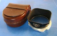 Rolleiflex Bay II/Bay 2 Metal Lens Hood For 3.5F, 3.5E, & Rollei Magic Cameras