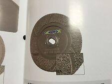 "7"" Type 1 DiamondX Diamond Vantage Grinding Disc Metal Weld Ductile Pipe Steel"