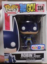 2016 SDCC Toys R Us Exclusive Funko Pop Teen Titans Go Robin as Batman 334