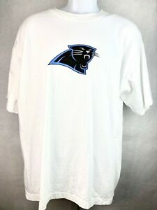 Carolina Panthers NFL Football Cam Newton Short Sleeve T-Shirt White NWT