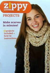 Zippy Loom Projects  Pattern Book  8 Projects
