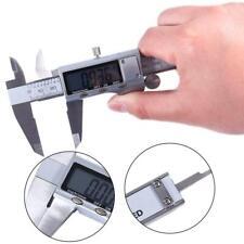 Stainless Steel Electronic Digital LCD Vernier Caliper Micrometer Guage 150mm N