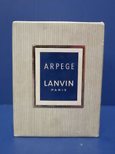 Vintage Lanvin Arpege Extrait Perfume #828 SEALED  New Old Stock