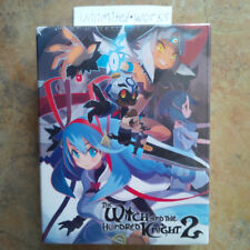 The Witch and the Hundred Knight 2 Limited Collector's Edition Brand New Sealed