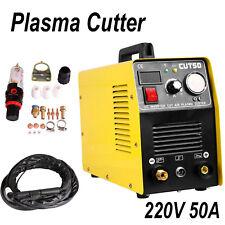 Tragbarer elektrischer Digital-Plasma-Schneider 50AMP CUT50 Digital-Inverter 40W