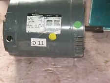 Westinghouse Motor P312P111 1/3 HP 1725 RPM  3 PH 230/460 V Fr. B56C
