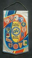 *SELTEN* Orig. Wimpel DDR Oberliga 1979/80 Fussball Jahreswimpel Chemie Union