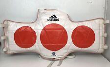 Adidas WTF RECOGNIZED REVERSIBLE TAEKWONDO CHEST PROTECTOR SIZE 3