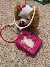 """BARBIE """"HUG N' HEAL"""" PET DOCTOR, Full Set"""