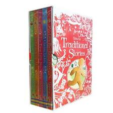 Traditional Stories Children Collection 5 Books Set The Little Red Hen,