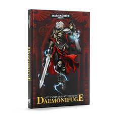 Daemonifuge Graphic Novel 20th Anniversary Book Warhammer 40K NEW