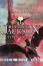Percy Jackson and the Titan's Curse By Rick Riordan. 9780141321264