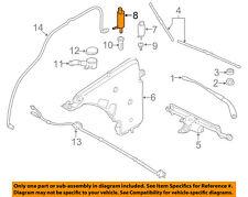 BMW OEM 09-15 Z4 Headlight Head light lamp Washer/wiper-Pump 67637217792