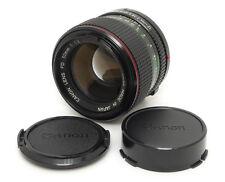 Canon FD 50mm F1.2 L Lens