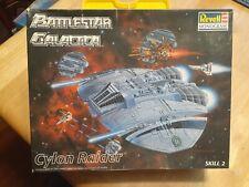 Battlestar Galactica Cylon Raider 1997 Revell Model