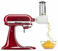 KitchenAid 5 Quart Tilt-Head Stand Mixer w/ Fresh Prep Attachment, KSM150FB