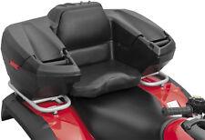 QuadBoss ATV Rest-N-Store Rear Trunk Luggage Box with Seat Black 156711 QBF-R/S4