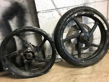 Aprilia RS50 5 Spoke Wheels Pair