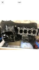 Kawasaki Zx6r 636 P8f 07 08 Matching Pair Of Crank Gearbox Engine Cases