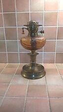 VICTORIAN EDWARDIAN ART NOUVEAU OIL LAMP