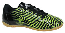 Adidas Taquiero Indoor Junior Lace Up Green Black Football Boots AF5050 D86