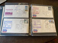 NASA Aero Space Stamp Book Total Of 96
