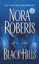 Black Hills Romantic Suspen Mass Market Roberts, Nora