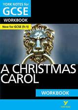 A Christmas Carol: York Notes for GCSE (9-1) Workbook by Beth Kemp (Paperback, 2