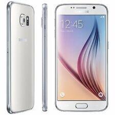 New Unlocked Samsung Galaxy S6 SM-G920F 32GB GSM 4G LTE Smartphone White