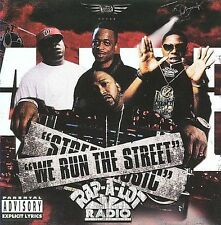 VARIOUS ARTISTS : Rap a Lot Radio: Street Approved CD
