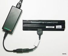 External Laptop Battery Charger for HP Pavilion DV3-2000, Presario CQ35/36, RT06