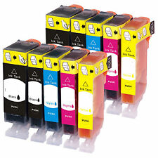 10Pk PGI-220 CLI-221 INK For Canon PIXMA MP540 MP560 MP620