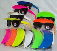 12 Fun, Kids, Unique Sunglasses with detachable visor
