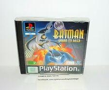 JEU PS1 COMPLET BATMAN GOTHAM CITY RACER