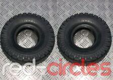 Paire de Mini Quad Pneus - Carré Chape (3.00-4) pour 47cc & 49cc Minimoto Atv's