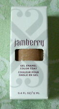 Jamberry TruShine Gel Enamel Color Coat Nail Polish - Toasted