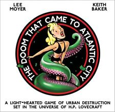 The Doom That Came To Atlantic City, Boardgame, New by Cryptozoic, English Ed.
