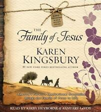 Life-Changing Bible Study: The Family of Jesus by Karen Kingsbury (2014, CD, Una