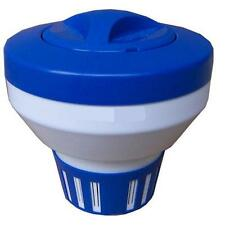 "Swimming Pool 7"" Floating Chemical Dispenser Floater 1"", 3"" Chlorine Tablet Tabs"