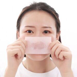 Men's & women's summer facial oil-absorbing tissuesOil control skin care paper