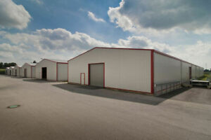 Steel Storage Building Industrial Portable Farm Building Commercial Warehouse