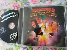Tenacious D ‎– The Pick Of Destiny EPIC Promo CD Single