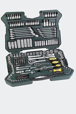 Mannesmann barra degli strumenti CASSETTA Noce Set Chiavi a 215-tlg professionale 98430